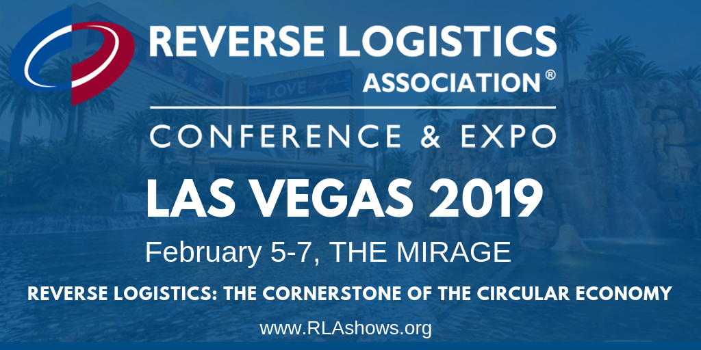 Reverse Logistics Association Conference & Expo – Open