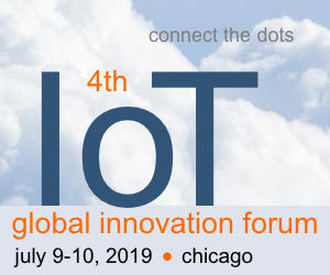 4th Annual IoT Global Innovation Forum – Open Connectivity ...